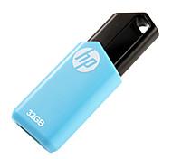 hp 32gb v150w usb pen drive flash de 2.0
