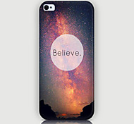 Крышка звездное небо образец телефона чехол для iphone5c
