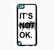 It's OK Design Aluminum High Quality Case for iPod Touch 5