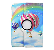 luchtballon roterende holster voor Galaxy Tab a9.7 T550