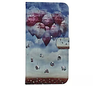 Dream Home Pattern With Diamond Phone Case For iPhone 6