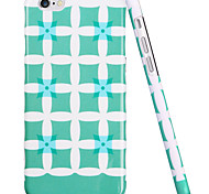 ESR® Beat Series Scratch-Resistant Perfect Fit Hard Back Case with Green and White Pattern for iPhone 6