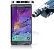 Anti-scratch Ultra-thin Premium Tempered Glass Screen Protector for Samsung Galaxy Note 4 N9100