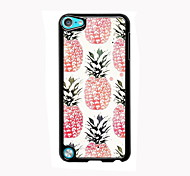 Pineapple Design Aluminum High Quality Case for iPod Touch 5