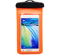 PVC Waterproof Case  Phone Bag Pouch Dry for iPhone 4/4S iPhone 5/5S/5C iPhone 6/6 Plus and Others(Assorted Colors)