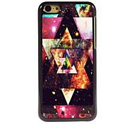 Triangle Design Aluminum High Quality Case for iPhone 5C