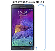 5PCS Ultra Thin HD Transparent Anti-Scratch Screen Protector Film For Samsung Galaxy Note 4