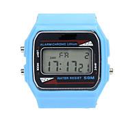 4colors Hot men's  fashion Waterproof electronic watch