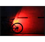 Radlichter , Rückleuchten / Sicherheitsleuchten / LED Lampe Glühbirnen - 3 Modus 120Lumens Lumen Einfach zu tragen USB Radsport/Fahhrad
