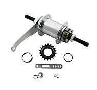 Bicycle Accessory Fixed Gear Bicycle Coaster Brake Rear Hub 32 Hole Iron