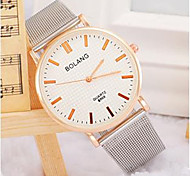 Men's Watch Casual Contracted High Quality Steel Strip Table