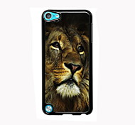 The Lonely Lion Design Aluminum High Quality Case for iPod Touch 5