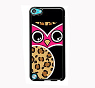 The Owl Design Aluminum High Quality Case for iPod Touch 5