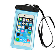 PVC Waterproof Case  Phone Bag Pouch Dry for iPhone 6/6 Plus(Assorted Colors)