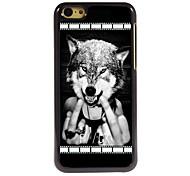 Wolf Design Aluminum High Quality Case for iPhone 5C