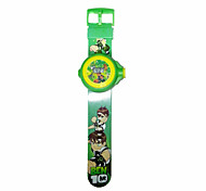 Kids Projector Digital Wrist Watch - Random Style