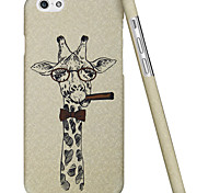ESR® Illustrators Series Cute Cartoon Giraffe  Hard Back Cover for iPhone 6 (Tycoon Giraffe)