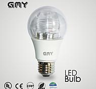 1 pcs GMY Energy Starb E26 7 W 16 SMD ≥550 LM Warm White/Cool White A Decorative Globe Bulbs AC 100-240 V