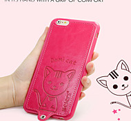 Leiers Dimicat case pu leather and tpu following whole package case for iPhone6 plus/5.5