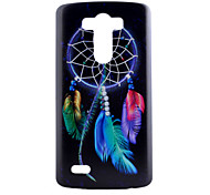 For LG Case Pattern Case Back Cover Case Dream Catcher Hard PC LG