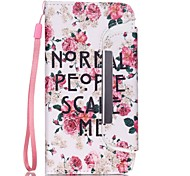 EFORCASE® Ordinary People Split Lanyard Painted PU Phone Case for iphoneSE/5S/5/6/6S/6plus/6S plus