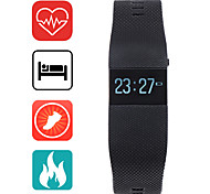 Aoluguya S17 Wearable Smart Bracelet, Bluetooth4.0/OLED/Heart Rate Monitor/Pedometer for Android/iOS