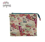 MISS GORGEOUS®  Fashion Women Envelope Design Beauty Set Colorful Handbags