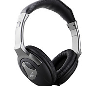 DENN DHF 835 Headphones Stereo Over-Ear with Microphone Volume Control