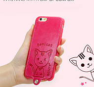 Leiers Dimicat case pu leather and tpu following whole package case foriPhone6 4.7