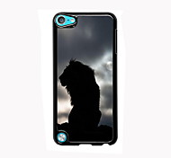 Lonely Lion Design Aluminum High Quality Case for iPod Touch 5