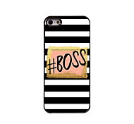 Boss Design Aluminum High Quality Case for iPhone 5/5S