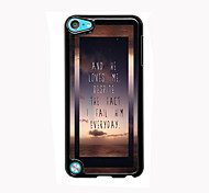 The Sea Design Aluminum High Quality Case for iPod Touch 5