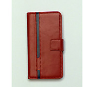 Flip Type PU Leather CompleteCoverTM Huawei P8 Mobile Phone Shell