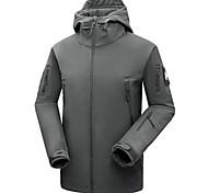 Außen Herrn / Unisex Oberteile / Softshell Jacken / Winterjacken Camping & Wandern / Angeln / Klettern / Pferdesportler / Radsport