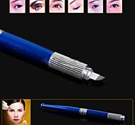 PCD бровей ручной пера позиционирование машины татуировки ручки стойки профессиональные декоративные инструменты 10-0087 рабочие