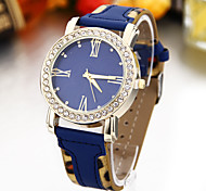 Women's Personalized Fashion Leopard Print Edition Watches