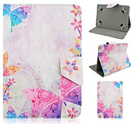 The 7 Inch Tablet Computer Universal Butterfly Bracket Painted Holster