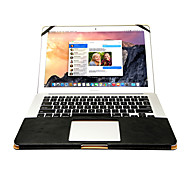 JISONCASE Laptop  Double Color Support Device Protection Holster for APPLE Mac Book Air 13.3""
