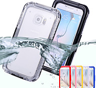 New Waterproof case for Samsung Galaxy S6 Edge Dirt Snow Shock Water proof back case cover For  S6 G9200/S6 edge G9250