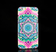 Aztec Mandala Flower Pattern Cover for iPhone 6 Plus Case for iPhone 6 Plus