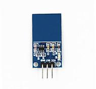 capacitivo módulo de comutação digital de sensor de toque para arduino - azul