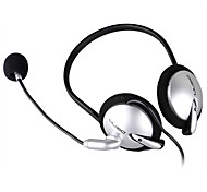 DENN DHM 470 Neckband Headphones with Microphone for PC