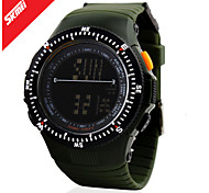 SKMEI Men's Waterproof Luminous Multi-function Electronic Watch Boy Student Sports Outdoor Watch (more colors)