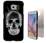 The Skull Design Aluminum High Quality Case for Samsung Galaxy S6 SM-G920F