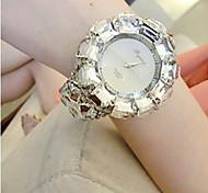 Set Auger Han Edition Fashion Ladies Watch Bracelet Watch