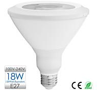 Vanlite E27 18W LED Spot Light PAR38 Lamp 1100Lumen Energy-Saving AC100-240V Europe Hot
