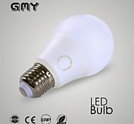 9W B22 / E26/E27 LED Kugelbirnen A60(A19) 18 SMD ≥600 lm Warmes Weiß / Kühles Weiß Dekorativ AC 220-240 V 1 Stück