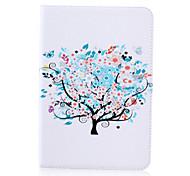 motif magie de l'arbre de spider®dream cuir PU avec support de protection pour onglet de Samsung Galaxy s2 8,0 / s2 9,7