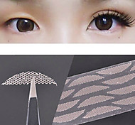 48PCS Retiform Invisibility Transparent  Eyelid Sticker