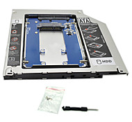 Apple Notebook CD-ROM Bit Bracket MSATA SATA SSD Solid State Hard Drive Adapter Bracket